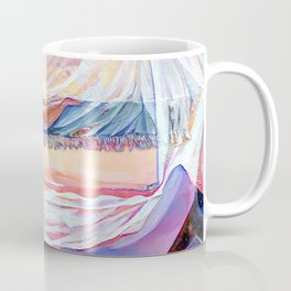GO BEYOND THE HORIZON Coffee Mug