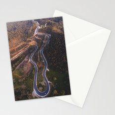Road from above Stationery Cards