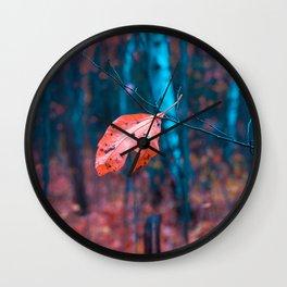 Misplaced Wall Clock