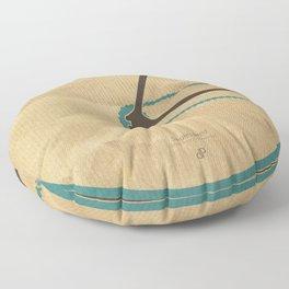 Singlespeed Floor Pillow