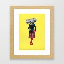 Mss. Photography III Framed Art Print