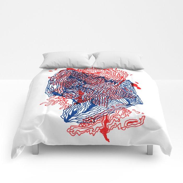 Seismic activity Comforters