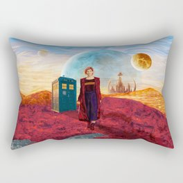 The 13th Doctor who at gallifrey planet iPhone 4 4s 5 5c 6 7, pillow case, mugs and tshirt Rectangular Pillow