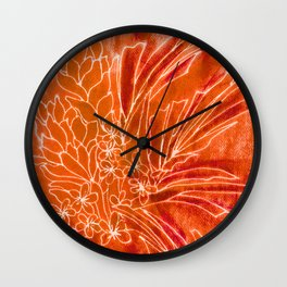 Spice Island Wall Clock