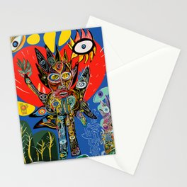 Spirit of Nature is talking to us  Stationery Cards