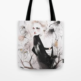 Wither Away Tote Bag