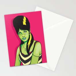 Frankette #1 Stationery Cards