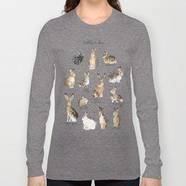 Rabbits & Hares Long Sleeve T-shirt