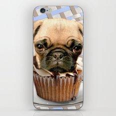 pupcake iPhone & iPod Skin