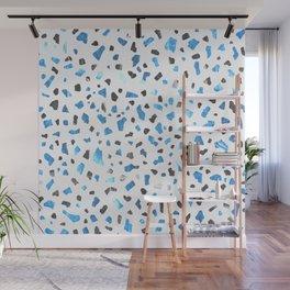 Terrazzo Frozen Wall Mural