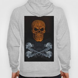 Skull And Crossbones 2 Hoody