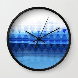 Islands Beyond Wall Clock