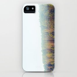 Misty Loneliness  iPhone Case