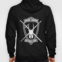 Anor Londo Defense Corp Hoody