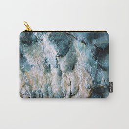 Abalone Abstract Carry-All Pouch