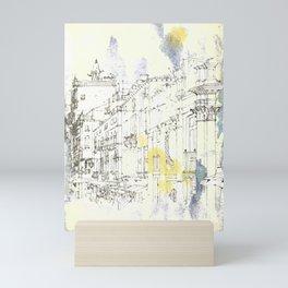 Nothing,my dear, endures Mini Art Print