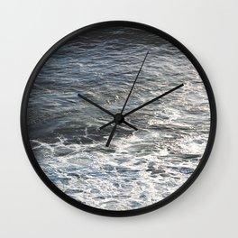 Ocean Deep Wall Clock