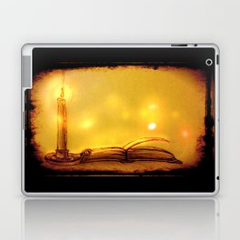 By Candlelight Laptop & iPad Skin