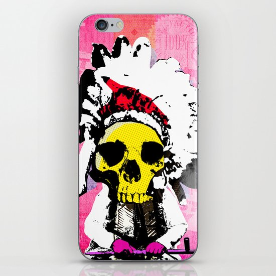 Indian Pop 100 iPhone Skin