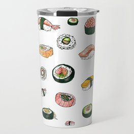 Sushi Set Travel Mug