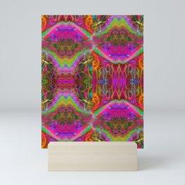 Techno Electric II Mini Art Print