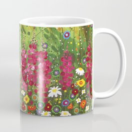 Alyeska Fireweed Coffee Mug