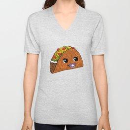 Baby Taco Unisex V-Neck