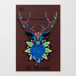 EL Venado ! Canvas Print