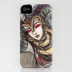 Zodiac Sign: Aries Slim Case iPhone (4, 4s)
