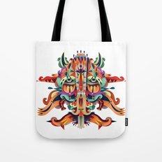 XL Mask Tote Bag