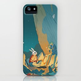 Master and student iPhone Case