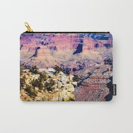 Desert view at Grand Canyon national park, USA Carry-All Pouch