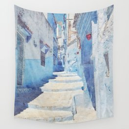 Mediterranean journey-Morocco Wall Tapestry