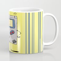 wiz khalifa Mugs featuring Play Wiz Me , in color. by ingicoPhotoDesign