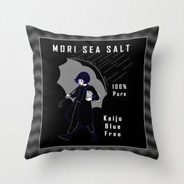 Mori Salt Throw Pillow