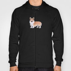 Corgi dog Hoody
