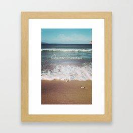 Ocean Dream V Framed Art Print