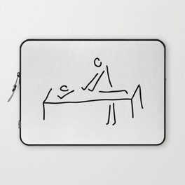 cure massage Laptop Sleeve