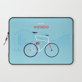 Weirdo Laptop Sleeve