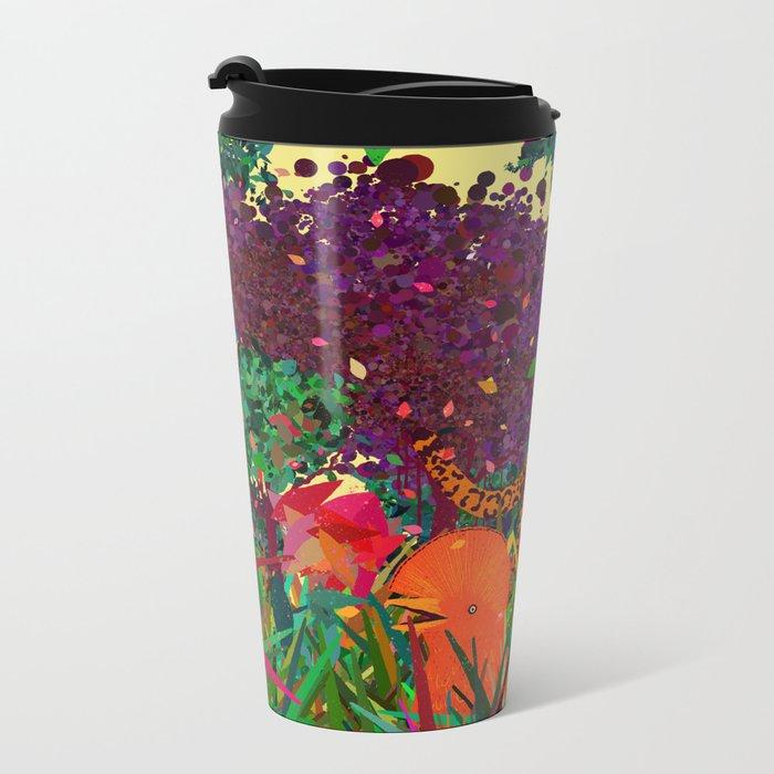 amazonic Metal Travel Mug