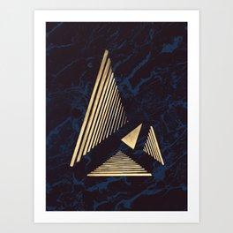 Control II Art Print