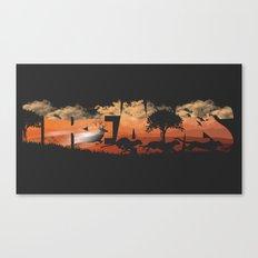 Chasing Dreams Canvas Print
