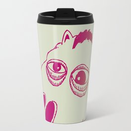 Don't look a gift horse in the mouth Travel Mug