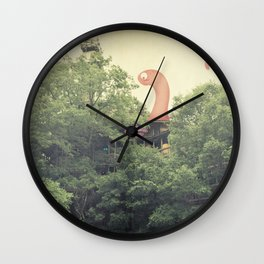 the clubhouse Wall Clock