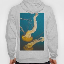Pacific Sea Nettle Jellyfish I Hoody