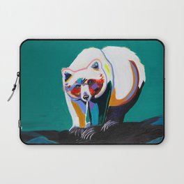 Spirit Bear Laptop Sleeve