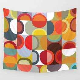 Lime squeeze Wall Tapestry