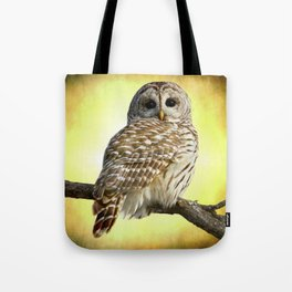 She sees right into the heart of me Tote Bag