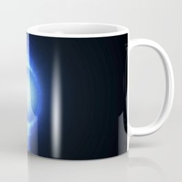 Nuclear fusion and high power energy concept. Coffee Mug