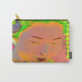 Geisha Pop Art Carry-All Pouch
